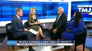 People express a new kind of anxiety following mass shootings