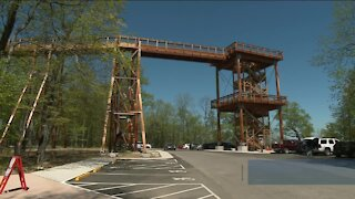 New Eagle Tower at Peninsula State Park opens May 19