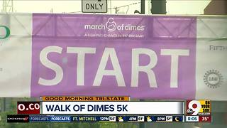 March of Dimes holds biggest annual fundraiser at Paul Brown Stadium