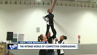 Inside the world of competitive cheerleading in Western New York