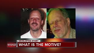 What is the motive behind the Las Vegas massacre - Video