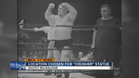 South Milwaukee approves site for 'Da Crusher'