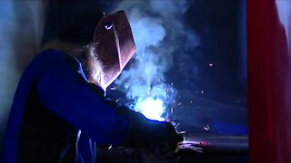 Welding school is booming amid pandemic, jobs are plentiful