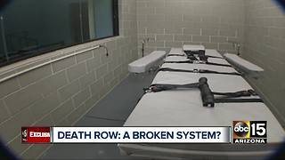 Death row in Arizona: Is capital punishment system 'broken'? - Video