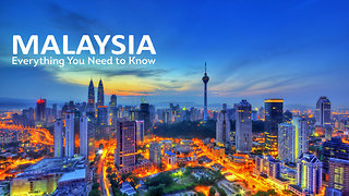 Top 5 Most Visited Destinations in Malaysia - Video