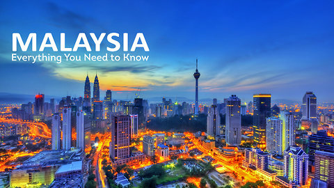 Top 5 Most Visited Destinations in Malaysia