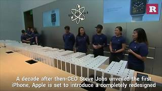 Apple is set to release the new iPhone | Rare News - Video