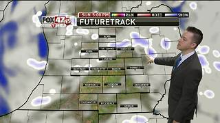 Dustin's Forecast 1-26 - Video