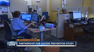 Idaho Suicide Prevention Hotline partners for $3.4 million study