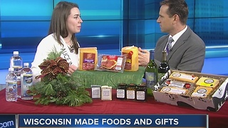 Alice in Dairyland helps you shop for the holidays - Video