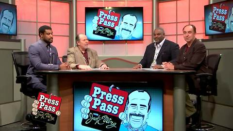 Press Pass All Stars: 12/11/17