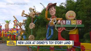 Disney's Toy Story Land set to open June 30