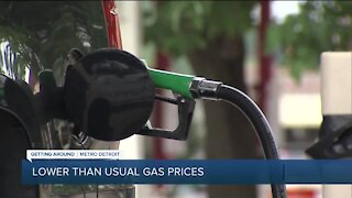 Gas prices lower this Labor Day in Michigan than last year