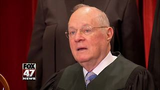 Supreme Court Justice Anthony Kennedy retiring - Video
