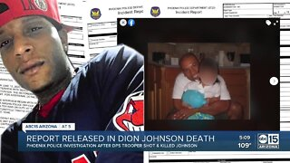Report released in Dion Johnson shooting death