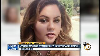 CHP ID woman killed in Oceanside head-on crash - Video