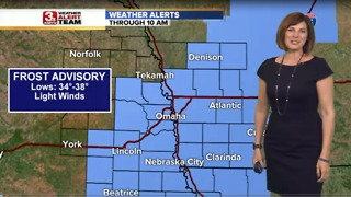 Jennifer's Monday Forecast - Video
