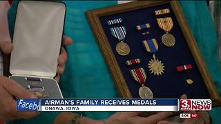 Remembering WWII Hero in Onawa - Video