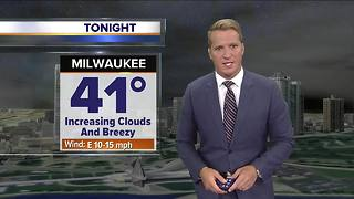 Friday night looking breezy and cool - Video
