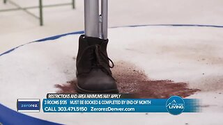 Zerorez- Give Those Dirty Carpets The Boot