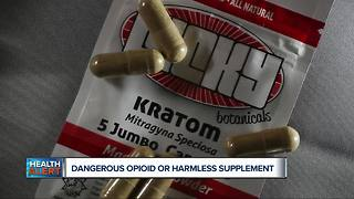 Ask Dr. Nandi: Is Kratom a dangerous opioid or a harmless herbal supplement? - Video