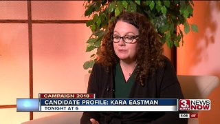 Debate preview: Kara Eastman on political climate, economy