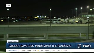 Study: Easing air traveler stress amid COVID and ahead of the holiday season