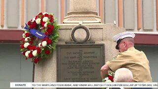 Honoring our solders, Towson Elks, American Legion hold separate Memorial Day services