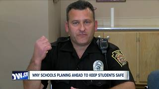 Ken-Ton works to keep students safe - Video