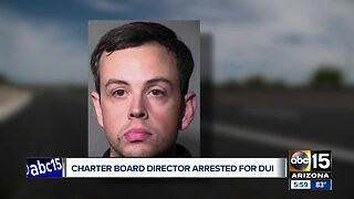 Arizona charter schools director arrested for DUI, wrong-way driving