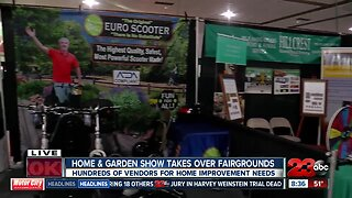 34th annual Home & Garden Show takes place at Fairgrounds
