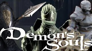 Demon's Souls - Phalanx At The Gate || Screwing Around