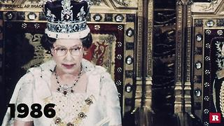 Queen Elizabeth II Over The Years | Rare People - Video