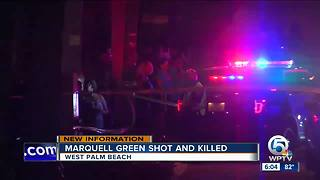 Police identify man shot Friday night in West Palm Beach - Video