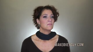 I'm Ready To Be Seen: A MAKEOVERGUY® MAKEOVER