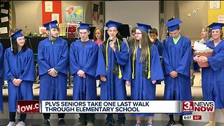 PLVS Seniors Take Walk Down Memory Lane