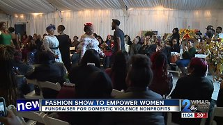 Fashion show to empower women; fundraiser for domestic violence nonprofits