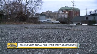 Zoning Vote today for little Italy apartments