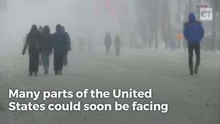 Global Warmers Silent As US Braces for Record Low Temps - Video