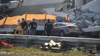FIU Bridge Collapse Survivor Sues For Reckless Negligence - Video