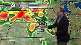 Jeff Penner Tuesday Afternoon Forecast Update 5 15 18 - Video