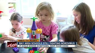 Norovirus still plaguing schools - Video