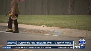 Dozens of seniors still displaced 11 days after Windermere apartment fire