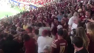 Two Men Arrested After Fight at Alabama-Florida State Football Game - Video