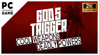 God's Trigger 10 Minutes PC Gameplay and Tutorial - First Episode - Purgatory