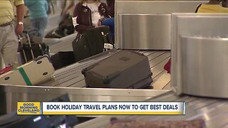 Best deals for holiday travel are available now