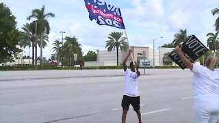 'Get the vote out' rally held Saturday in West Palm Beach