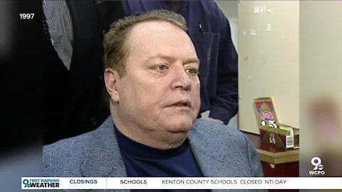 Hustler founder Larry Flynt brought controversy to Cincinnati
