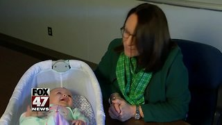 Video Campaign: Protecting babies during sleep - Video