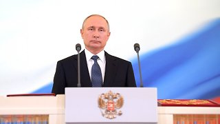 Proposed Law Would Keep Putin In Power Beyond 2024 - Video